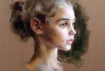 pinturas rostros