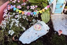 Cadi's fairy garden / by Patricia Brown