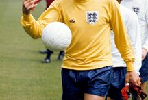 England Football heroes