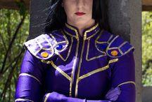 Rose - Legend of Dragoon / Normal clothes.  #rose #videogame #cosplay #rydia #legendofdragoon #legend #dragoons