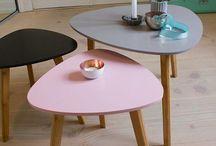 My desk / @pinkprincessgab
