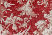 vintage wallpaper / by Evelyn Mulholland