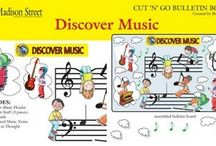 Music Teaching Stuffs / by Cisca Ishak