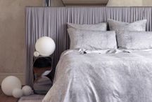 Making Linen Lovely - Our new Bedlinen collection / The Future Victorian Collection in collaboration - 3 new designs from Jordan and Russell of 2LG Studio. Based on found textures in their current renovation home. Mary, Florence and Moon x