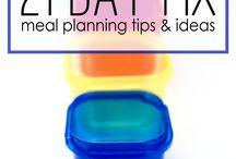 21 DAY FIX TOOLS AND RECIPES