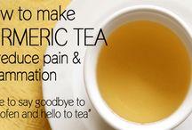 Tumeric Tea / Against inflamation