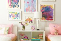 Kids room / by Emily Smith