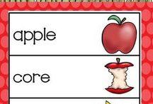 Kindergarten Apples