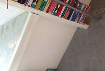Books shelfs