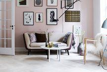 Interiors ❉ Pastel