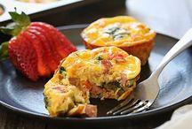 Breakfast / Breakfast meal ideas  / by Holly Laine