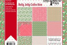 ODBD Holly Jolly Paper Collection