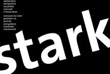 """Typoplakate bei Storymaker / Es ist schon ein paar Jahre her: Storymaker suchte ein Weihnachtsgeschenk für Kunden. Die Idee: unsere liebsten Zitate, die etwas mit einer """"Story"""" zu tun haben, als Typographiepostkarten. Das kam damals gut an - inzwischen zieren die Motive unsere Agenturwände als Plakat. Gestaltet wurde das Ganze von http://www.nicola-bernhart.de/"""