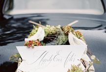 Bruiloft | Cars