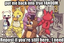 FNAF fandom / Hey there just some picture of FNAF fandom here.
