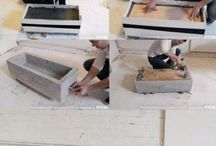 Idéer /betong og stein