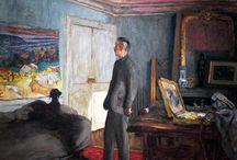 Édouard Vuillard / Édouard Vuillard (1868-1940) est un peintre français. Membre fondateur du mouvement nabi. / by Vicou S.