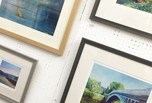 Picture Cards / Picture Cards Gallery and Framing Studio continue to offer a personal and friendly framing service for your artwork and photographs