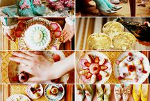 Marie Antoinette Cake & Lemonade Party / by Sassaby Parties