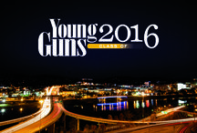 Young Guns Class of 2016 / West Virginia Executive Magazine's 10 Young Guns for the Fall 2015 issue.