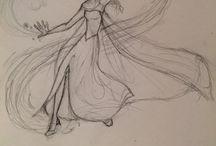 Drawings / Sometimes I draw stuff