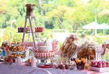 Decoración y Detalles / Fotografía realizadas a la decoración y detalles de eventos
