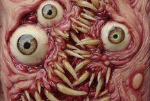 horror smink