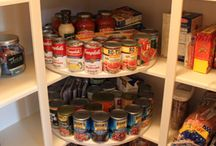 Pantries (small, corner, storages, in-kitchen)