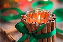 karácsonyi dekoració
