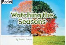 Daycare- Seasons Unit / by Christi Johnson