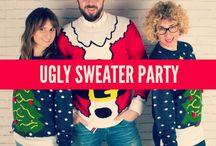 Ugly Sweater Party / Te unes a nuestra Ugly Sweater Party? Quien consiga el jersey más UGLY de Navidad tiene premio... Inscríbete en hunteet y supera nuestro reto que muy pronto colgaremos. Ya podéis ir buscando sweaters bizarros y kitsch e ir haciendo vuestras fotos... ¡Pronto daremos el pistoletazo de salida! Toda la info sobre el reto en nuestro blog. Click aquí >> http://goo.gl/G2wFp7