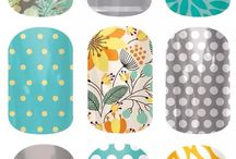Jamberry and nail designs