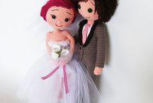 casais para bolos de casamento