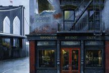 Favorite Places & Spaces / by Annemarie Spadacino Brower