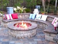 Home and outdoor decor / by Alyssa Calveric Riley