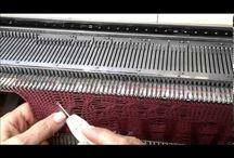 tejido a maquina