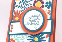 Stampin' Up! ~ Lovely Amazing You / Inspiration for Stampin' Up!'s Lovely Amazing You set