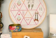 Uses for Embroidery Hoops