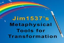 Metapysical Tools for Transformation Podcast / Jim1537 and wife Meremystic host a spiritual podcast that offer tools and topics to help you transform your life. It is all about the spiritual journey!