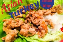 Healthy Ground Turkey Recipes / Healthy and delicious ground turkey recipes that are paleo, gluten-free but super tasty.