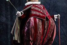 [Costume] Theatre & Opera. / Costume inspirations.
