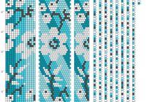 Horgolt karkötő minta