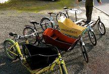 Cargo Bikes for Better Life
