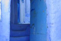 ☆ Blue  •   Bleu  •   Blå