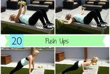 Exercise. / Workouts