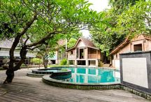 Charming Sumatran Wooden House in Echo Beach