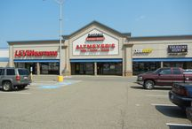 Altmeyer's BedBathHome's Robinson Township Store, Pittsburgh / Come see Altmeyer's BedBathHome's Robinson Township directly above the Mall at Robinson, across from Kohl's and next to Golf Galaxy