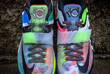 NBA players shoes