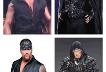 undertaker... wwe... / by Janelle Andrade