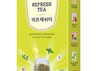 TEAZEN Refresh Capsule Tea for Nespresso Machine